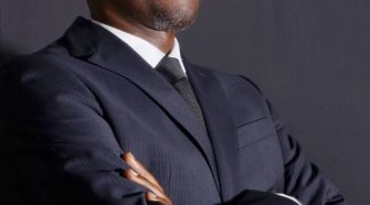 UNFFE President - Elect Dr. Dick Nuwamanya Kamuganga