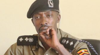 Kampala Metropolitan Police spokesperson Emilian Kayima