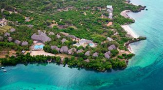 Watamu paradise north of Mombasa. Photo courtesy of Holiday Dealers