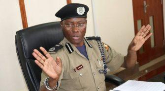 Police spokesman Asan Kasingye