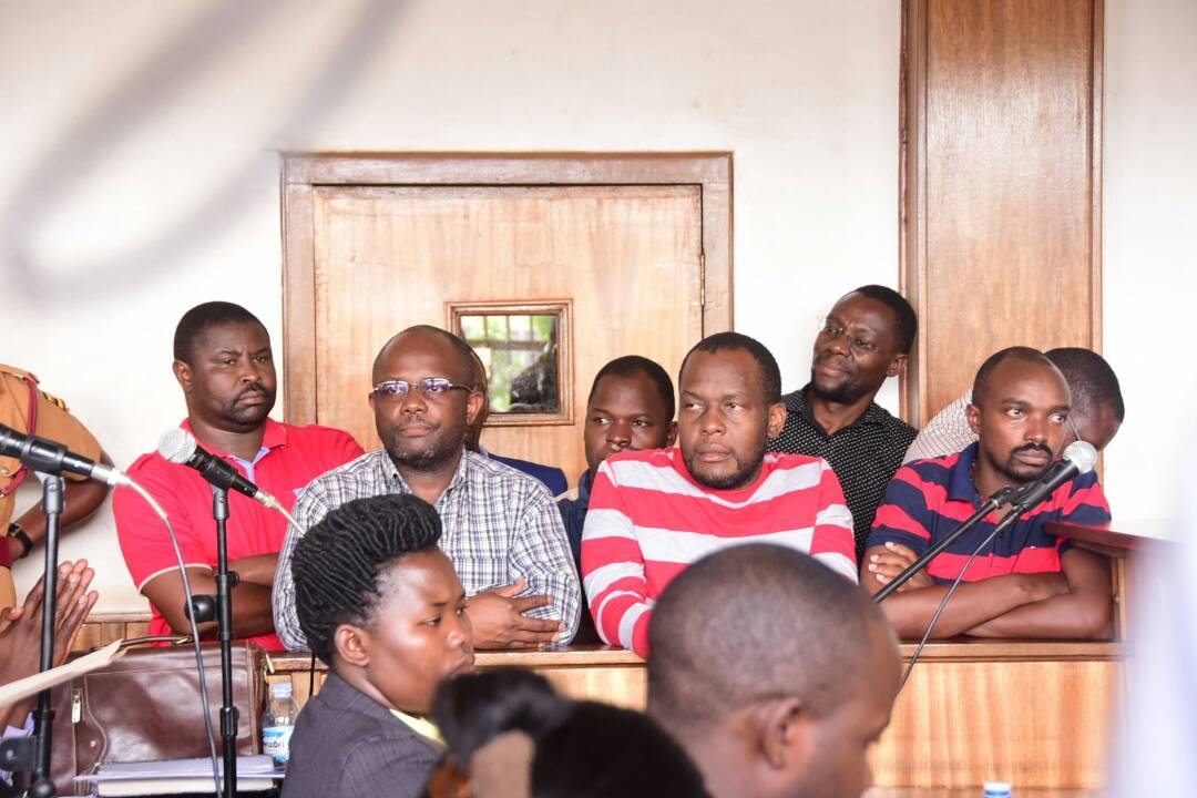 Red Pepper Journalists Remanded To Luzira Till Dec 19 For Bail Ruling