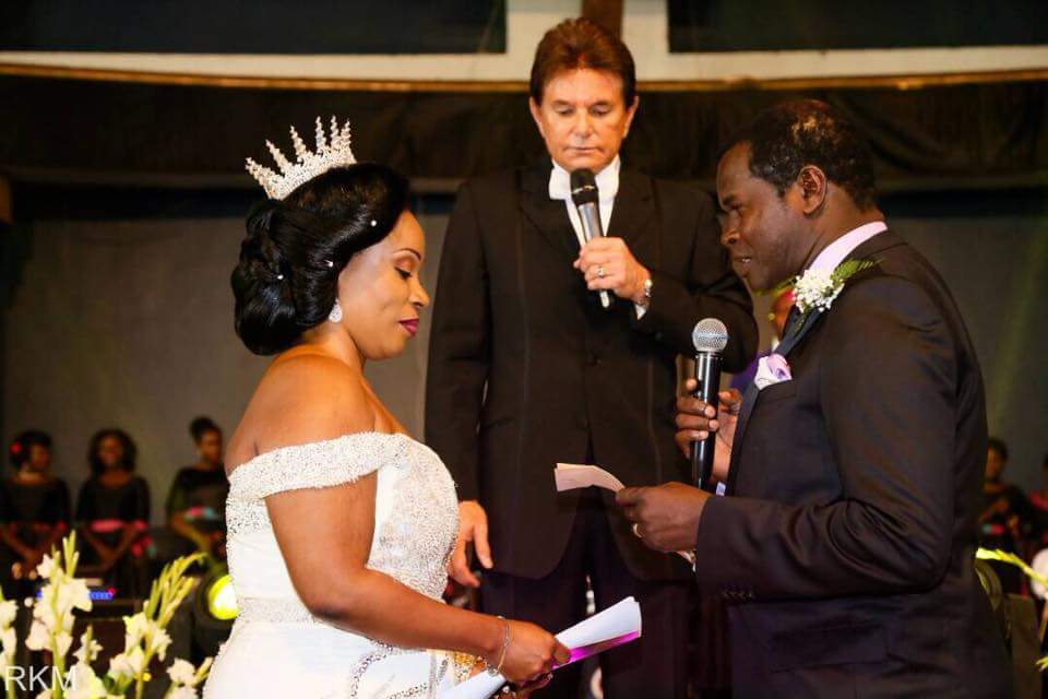 Pastor Kayanja Pens Love Letter To Wife Jessica On Wedding