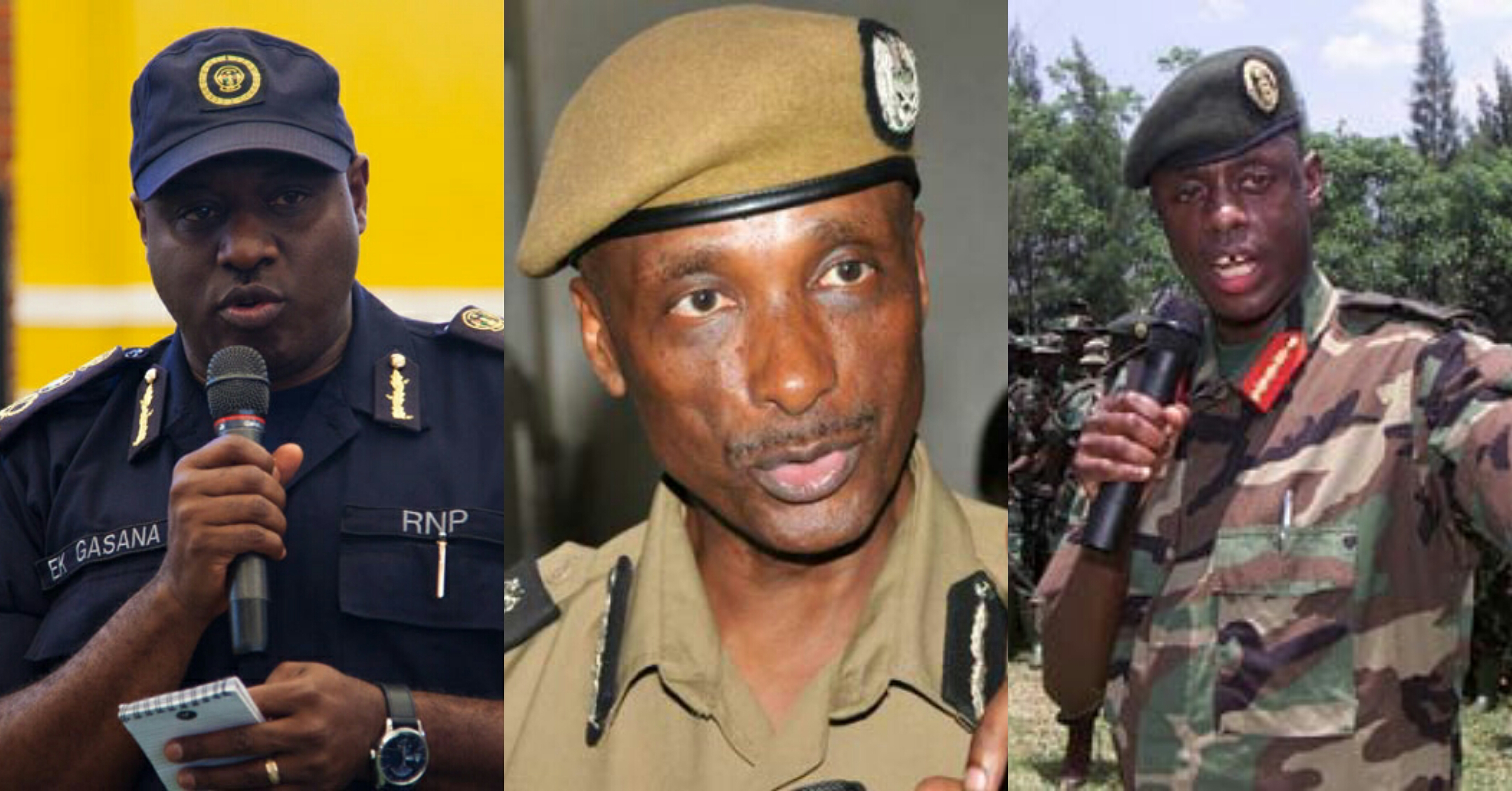Rwanda Hatches Plan to Assassinate Top Security Officials
