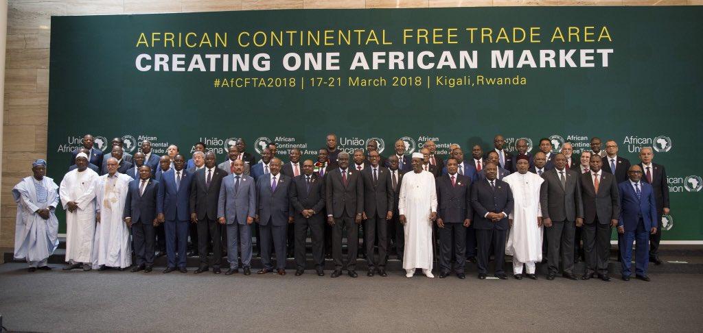 Uganda Joins 43 African States To Sign Landmark Trade Deal Online