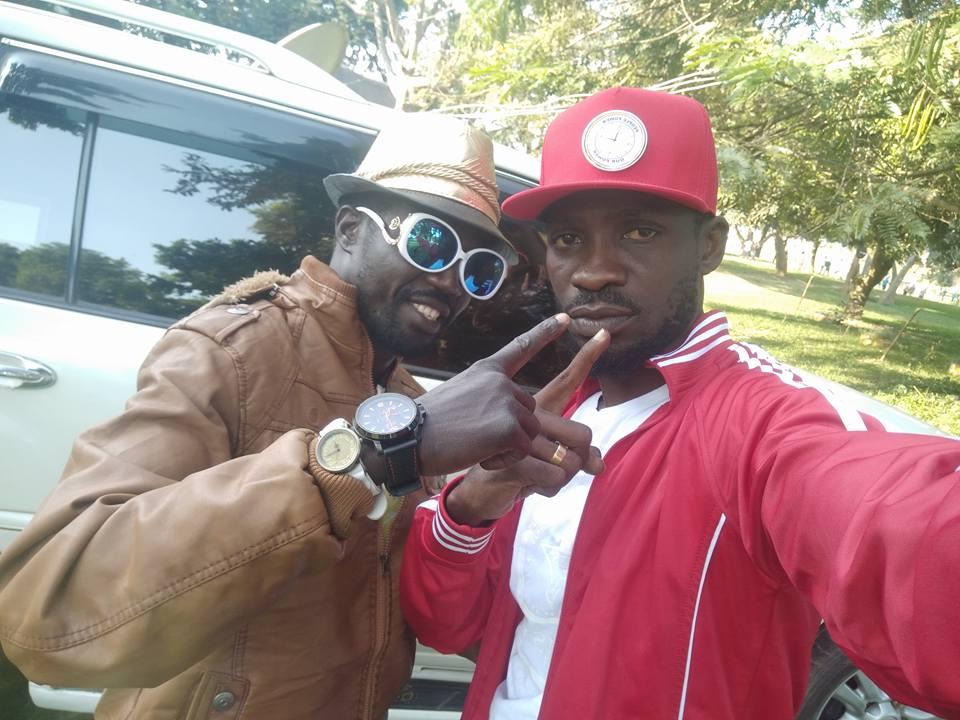 The Encounter: Bobi Wine Lauds Singer Bosmic for Championing Social