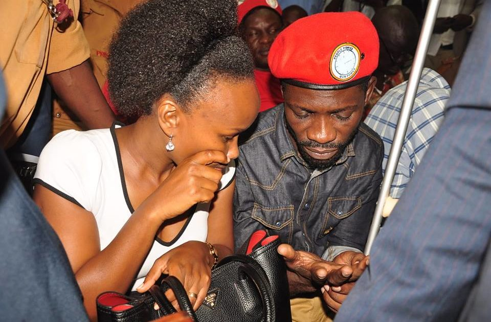 Pop-star politician Bobi Wine reaches United States after Uganda 'torture'