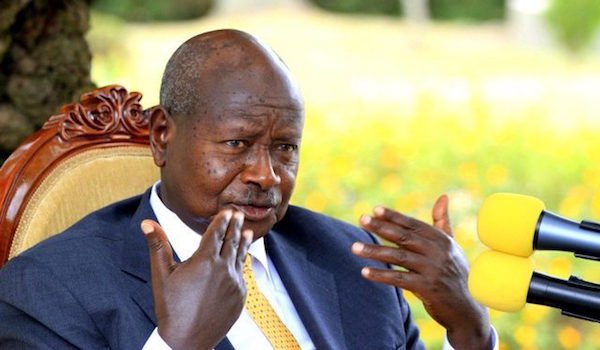 Museveni says boat that capsized in Lake Victoria not registered