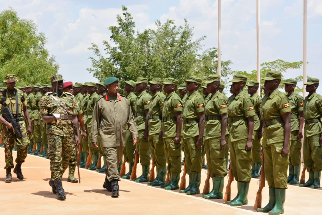 Uganda Police Recruitment 2019