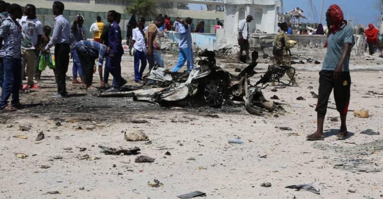 Somali: 5 people including deputy minister killed in Al-Shabaab attack