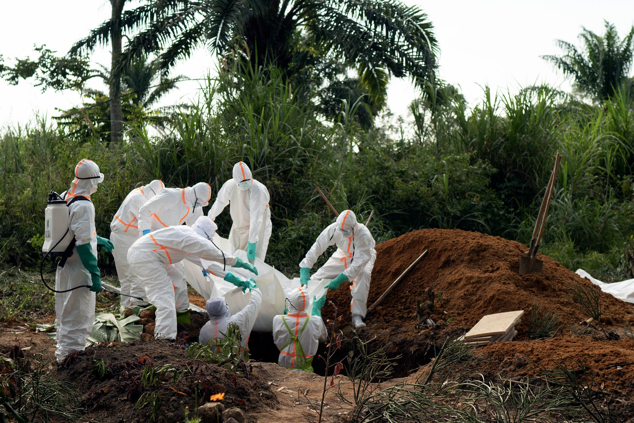DR Congo: Ebola death toll rises to 1700