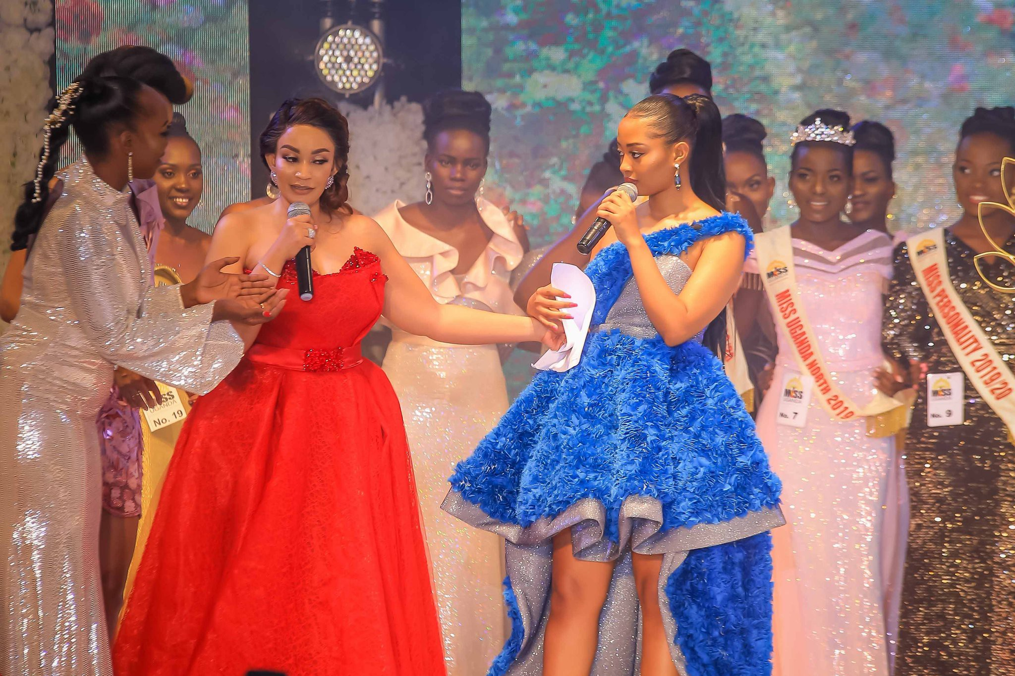 Image result for zari on miss uganda 2019