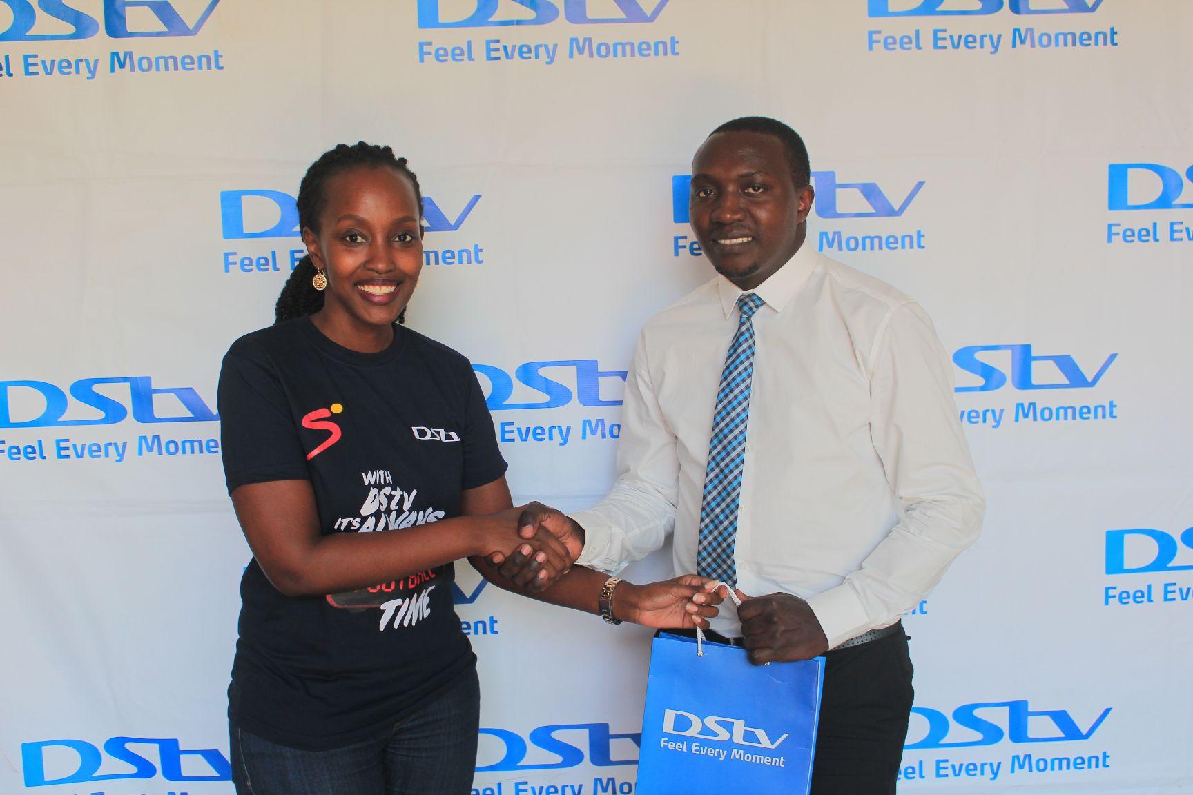 MultiChoice Uganda Awards Football Lovers with DStv