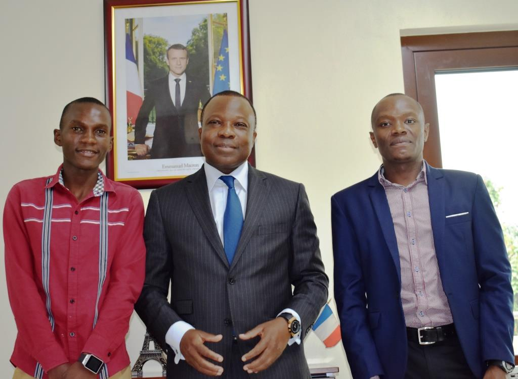 French Embassy Offers Makerere Fresher, Suubi Scholarship to