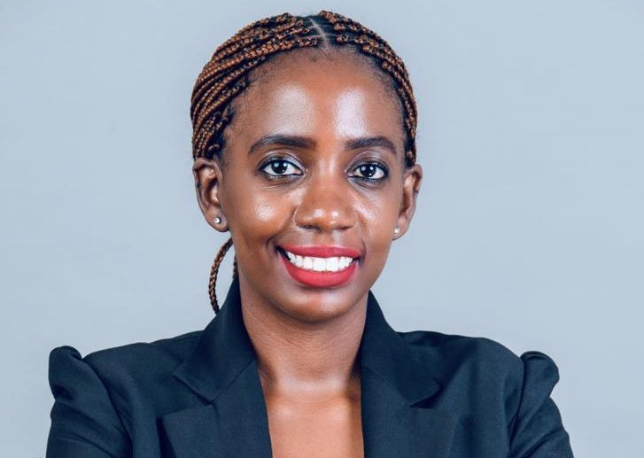 Rhona Arinaitwe, MTN's New Senior Manager - Corporate Communications.