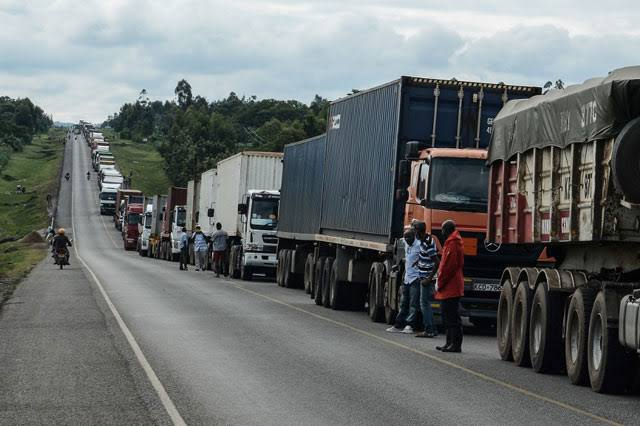 13 Truck Drivers Test Positive for Covid-19, Uganda's Cases Rise ...