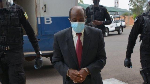 Hotel Rwanda hero arrested on terror charges